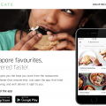 Uber Launches UberEATS Singapore Today