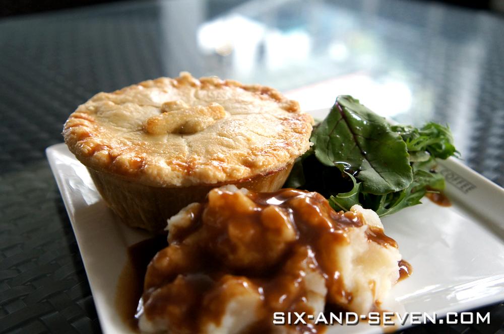 Spotlight: Pies & Coffee @ Rochester Mall | Six&Seven | Singapore Foo...