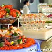 Barnacles Shangri-la Rasa Sentosa - Sunday Garden Party by the Sea - Seafood Tower