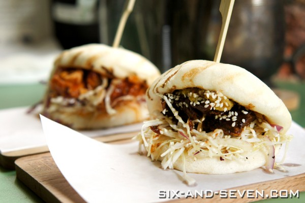 Broadcast HQ by Spa Esprit Group - Consultant Chef Andrew Gale - BHQ Grilled Buns