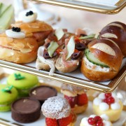 Chihuly Lounge Ritz Carlton Millenia - 8 Course Afternoon Tea - Three Tier Items