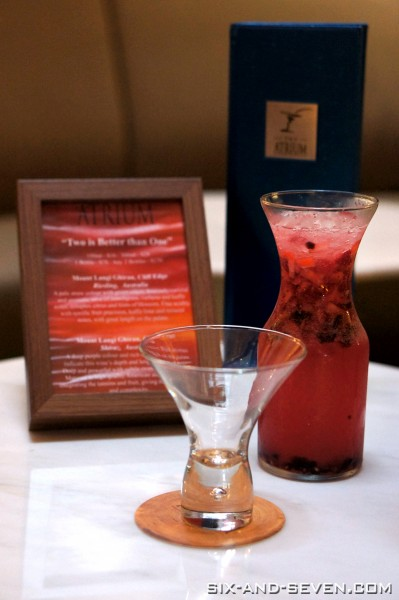 Pan Pacific Singapore - Valentine's Day - Love Potion LUST
