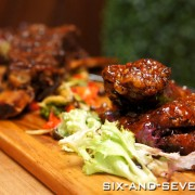 Platters Bistro by Choo Boon Seh - Chef Tan Yong Hua - The Boner's Coffee Pork Spare Ribs