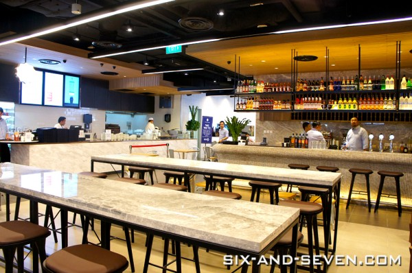 Foodology | MBFC | Interior