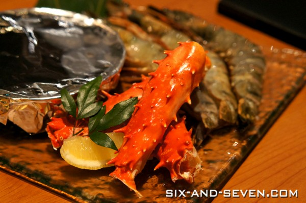 Ito Kacho | Mandarin Gallery | Seafood