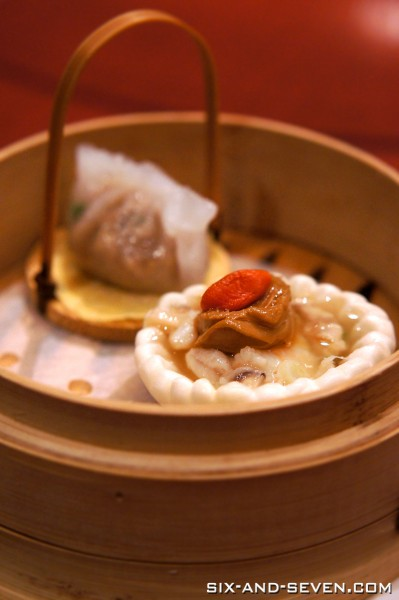 Jiang-Nan Chun Four Seasons Singapore - Days of Nostalgia - Dim Sum