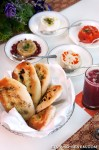 Shangri-la Hotel Singapore - The Line Turkish Promotion - Turkish Breads, Dips and Spreads