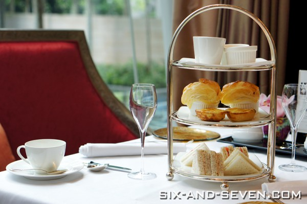 Brasserie Les Saveurs The St Regis Singapore - Grand Astor Afternoon Tea - Afternoon Tea Three-Tier
