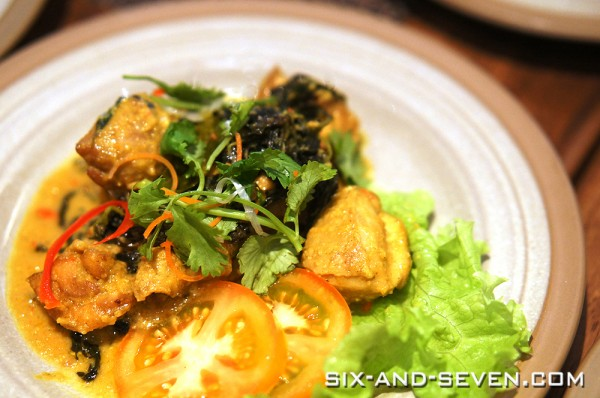 Seribu Sari | Rendezvous Hotel | Ayam Bamboo