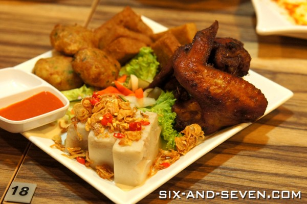 Medan Town Tanjong Katong - Singapore First Authentic Medanese Restaurant - Sides