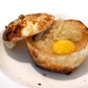 Osia Resorts World Sentosa - World Gourmet Summit - Rodrigo de le Calle Gastrobotanica - Roasted Onion