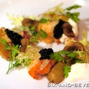 Singapore Marriott Hotel Pool Grill - Lobster Indulgence Promotion - Boston Lobster, Warm Potato, Truffle Dressing & Avruga Caviar