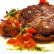 The Halia at Raffles Hotel - Sous Vide Baharat Chicken Leg