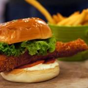 Grub Bishan Park - Mervyn Phan Cookyn Inc - Crispy Fish Burger
