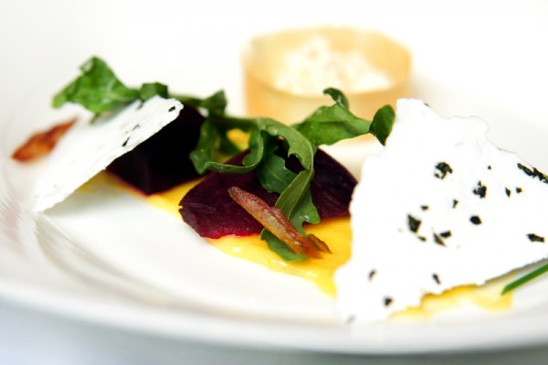 St Regis Singapore American Kaleidoscope - Chef Chris Kurth US Grant - Baked Red Beet Root Salad