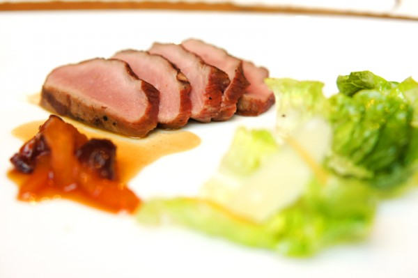 St Regis Singapore American Kaleidoscope - Chef Chris Kurth US Grant - Charcoal-Grilled Colorado Lamb Saddle