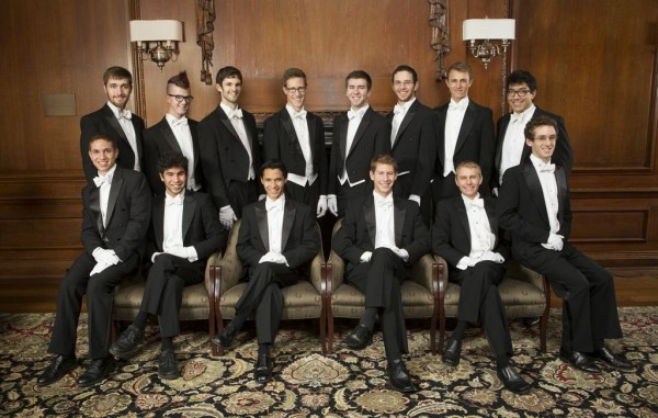St Regis Singapore American Kaleidoscope - The Whiffenpoofs