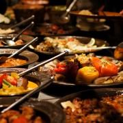 StraitsKitchen Grand Hyatt Singapore - Egyptian Cuisine for Ramadan 2013 - Egyptian Spread