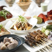 Shangri-la Hotel Singapore - Local delights at The Line