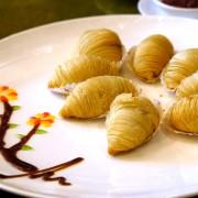 Royal Pavilion - Crispy Shredded Pastry Roll