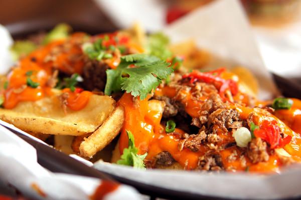 Three Buns - Potato Head Folk - Naughty Fries