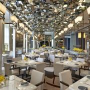 Mandarin Oriental Taipei French Brasserie COCO - Interior
