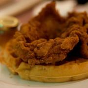 The Beast Southern Kitchen - Jalan Klapa - Chicken & Waffle