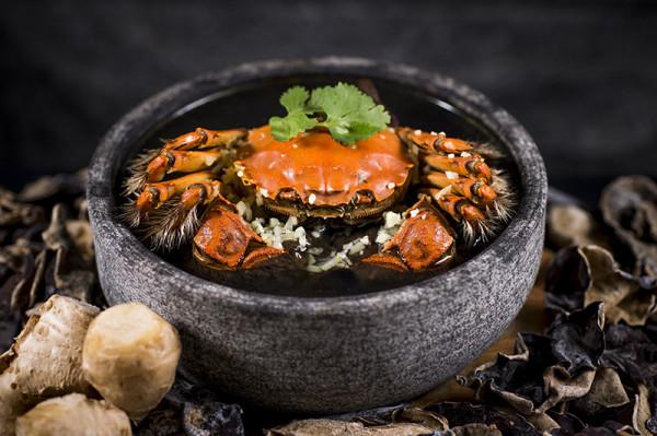 Chinese Hairy Crab