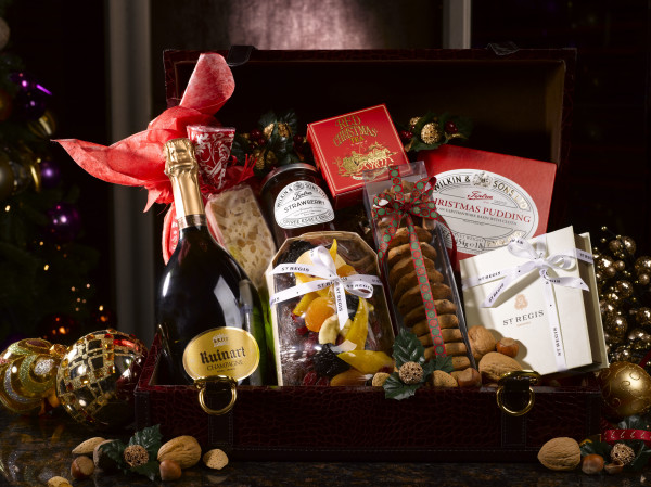 St. Regis Singapore Christmas Hamper