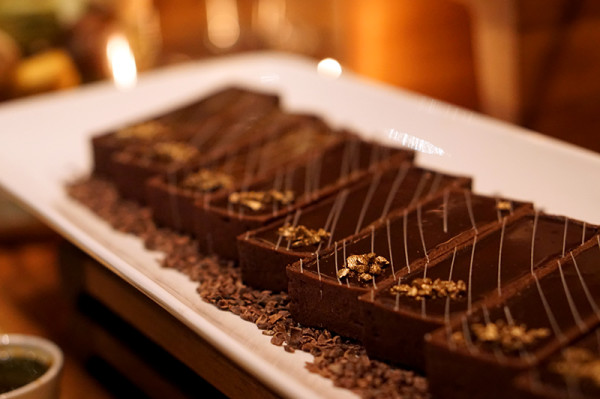 Launch of Mezze Dinner Buffet - Four Seasons Singapore One-Ninety - Yuzu Chocolate Tart