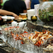 SG50 Lunch Deal at Greenhouse The Ritz-Carlton Millenia Singapore - Chilled Seafood Section