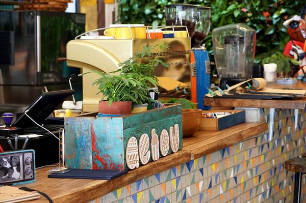 AEIOU Cafe - King George's Ave - AEIOU Cafe