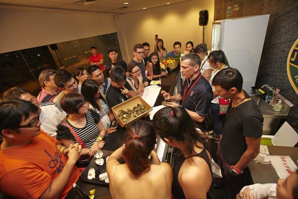 SAVOUR 2015 - Singapore's Premier Gourmet Festival - Celebrating Singapore