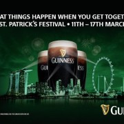 Guinness Singapore St Patrick's Festival 2015 - 11-17 March 2015