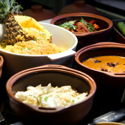 The Best of Thai at One Farrer Hotel & Spa - Guest Chef Aek Charttrakul - Thai Spread