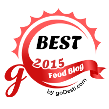 goDesti - Best Asian Food Blog 2015