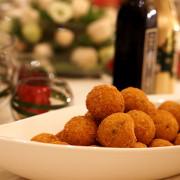 Taste of Italy at Oscar's Conrad Centennial Singapore - Arancini