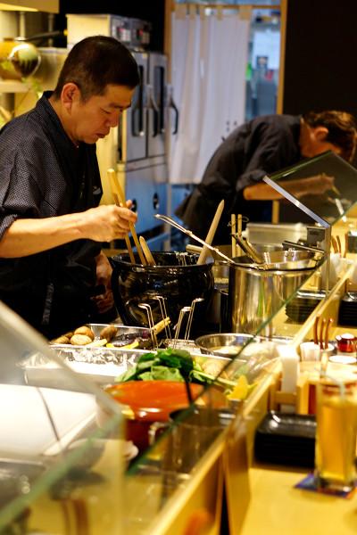 Ginza Tendon Itsuki by Ramen Keisuke - Tanjong Pagar - Chefs at Work