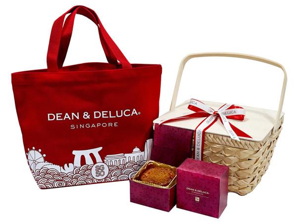 Dean & DeLuca Mooncakes 2015 - SG50 Hamper ($68)