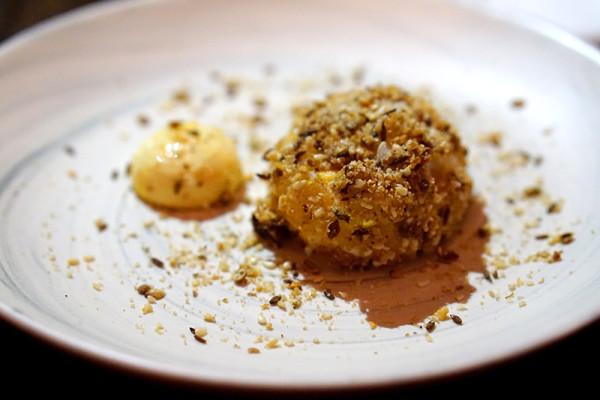 Maggie Joan's Dining & Bar - 110 Amoy Street - Egg, Dukkah & Saffron Mayo