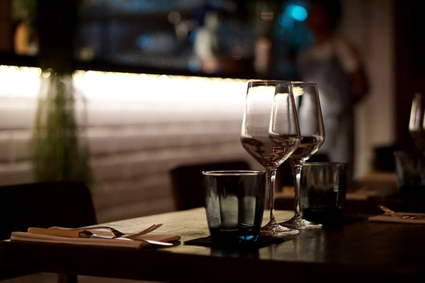 Maggie Joan's Dining & Bar - 110 Amoy Street - Setting