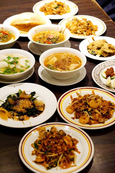 York Hotel Singapore - Penang Hawkers' Fare Buffet - Authentic Penang Feast