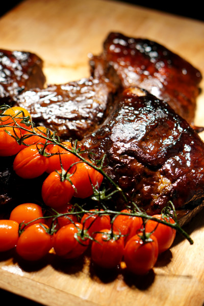Crowne Plaza Changi Airport - Roasted Texas BBQ Beef Short-Rib2