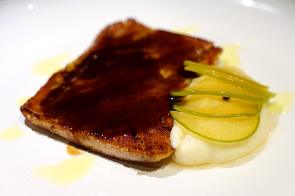 Dehesa Singapore - Nose-to-Tail Dining on North Canal Road - Iberico Jowl with Celeriac and Granny Smith