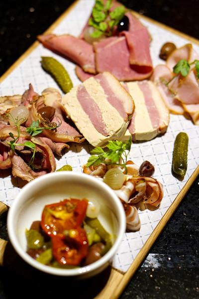 European restaurant Ash & Elm - InterContinental Singapore - Ash & Elm Platter2