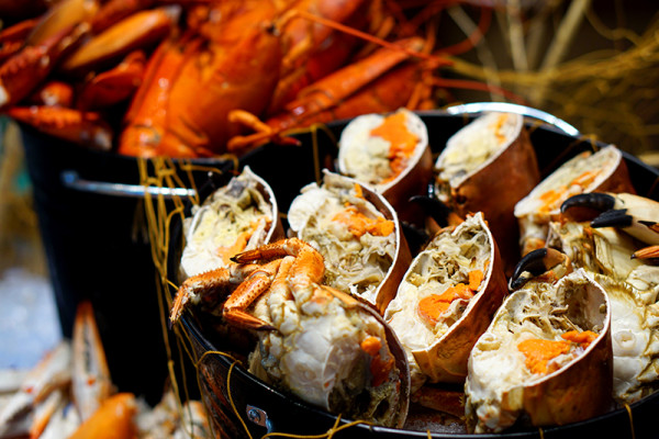 Kwee Zeen Magnifique Sunday Champagne Brunch - Sofitel Singapore Sentosa Resort & Spa - More Crabs