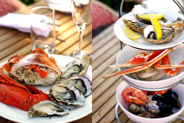 Kwee Zeen Magnifique Sunday Champagne Brunch - Sofitel Singapore Sentosa Resort & Spa - Seafood Display