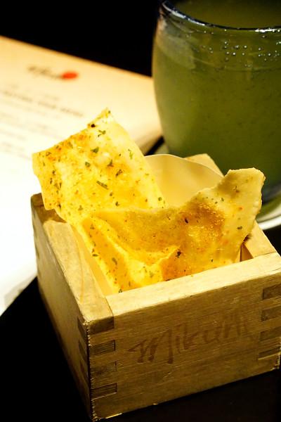 Mikuni Fugu Grand Tasting Menu - Fairmont Singapore - Chips
