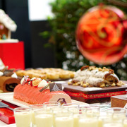 Singapore Marriott Tang Plaza - Christmas 2015 - Sweets