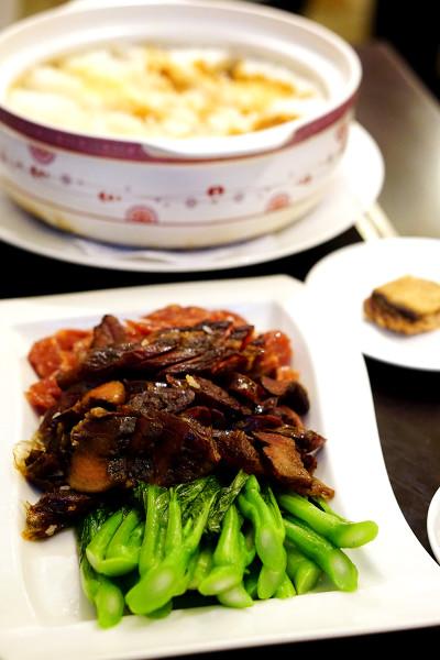 Winter Solstice 2015 at Man Fu Yuan, InterContinental Singapore - Traditional Hong Kong-style Claypot Rice